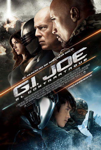 G.I. Joe: Бросок кобры 2  / G.I. Joe: Retaliation (2013) BDRip | Расширенная версия