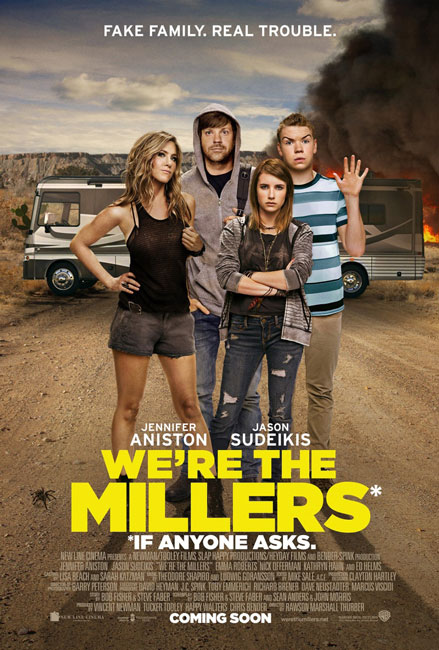 Мы – Миллеры / We're the Millers (2013) BDRip | Расширенная версия