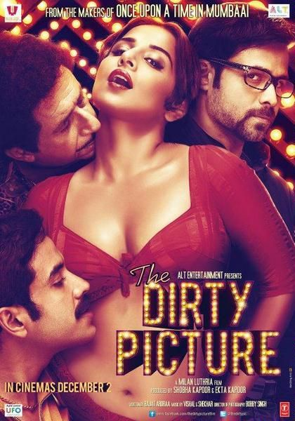 Непристойные фото / The Dirty Picture (2011) BDRip