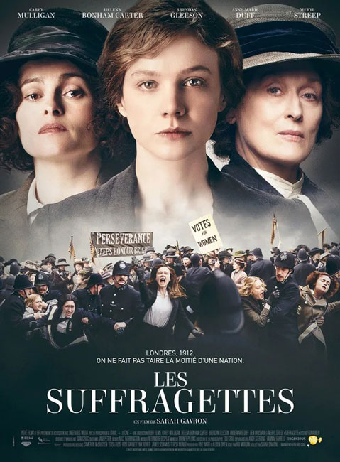 Суфражистка / Suffragette (2015) BDRip