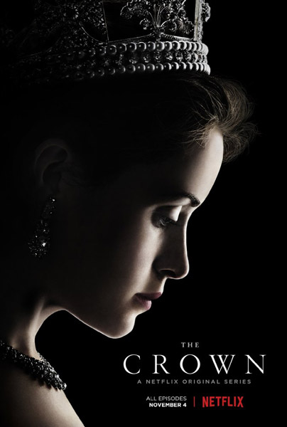 Корона / The Crown с 1 по 4 сезон (2016-2020) WEB-DLRip