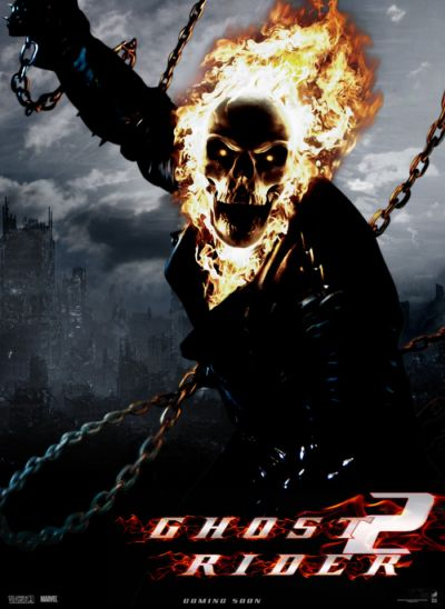 Призрачный гонщик 2 / Ghost Rider: Spirit of Vengeance (2012) BDRip  | Расширенная версия