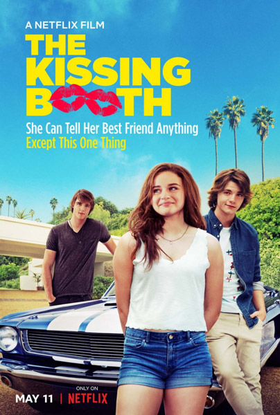Будка поцелуев / The Kissing Booth (2018) WEB-DLRip