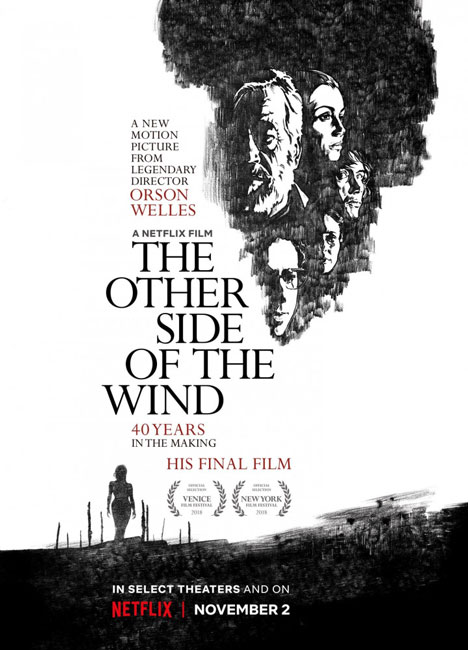 Другая сторона ветра / The Other Side of the Wind (2018) WEB-DLRip