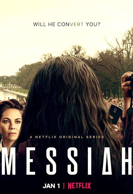 Мессия / Messiah 1 сезон (2020) WEB-DLRip