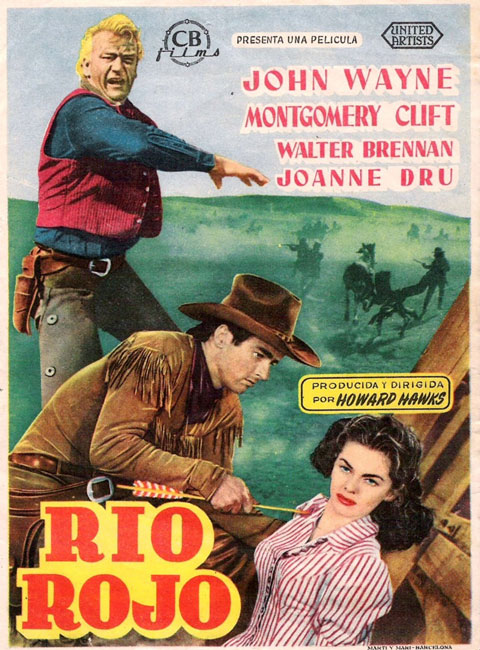 Красная река / Red River (1948) BDRip
