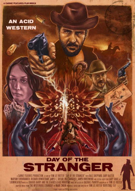 День незнакомца / Day of the Stranger (2019) WEB-DLRip