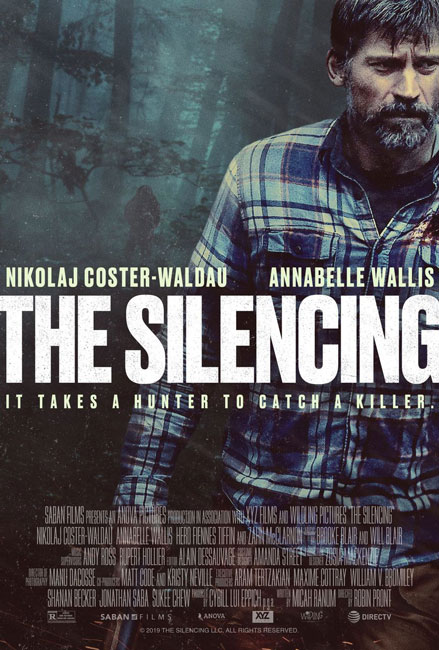 Бесшумный / The Silencing (2020) BDRip