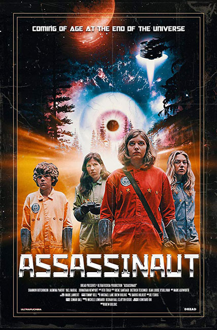Ассасинаут: Астронавт-убийца / Assassinaut (2019) WEB-DLRip