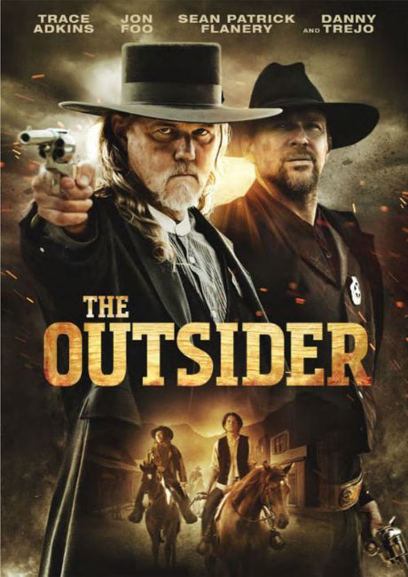 Чужак / The Outsider (2019) WEB-DLRip
