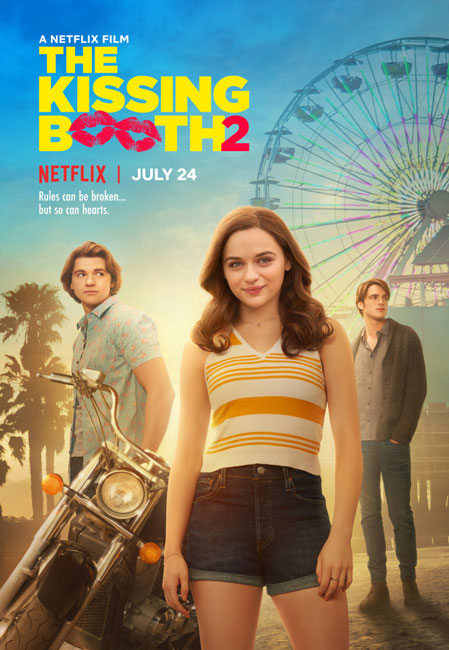 Будка поцелуев 2 / The Kissing Booth 2 (2020) WEB-DLRip