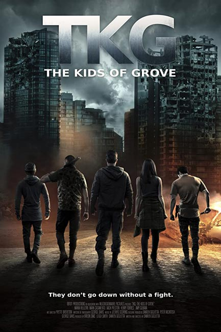 Дети рощи / TKG: The Kids of Grove (2020) WEB-DLRip