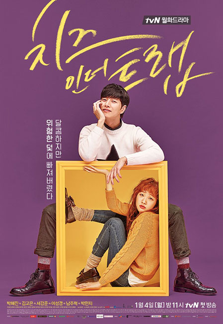 Сыр в мышеловке / Chijeu In Deo Teuraep / Cheese in the Trap 1 сезон (2016) HDTVRip