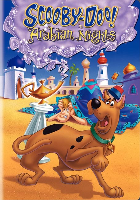 Скуби-Ду! Ночи Шахерезады / Scooby-Doo In Arabian Night (1994) DVDRip