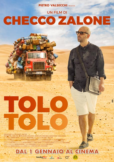 Толо Толо / Tolo Tolo (2020) BDRip