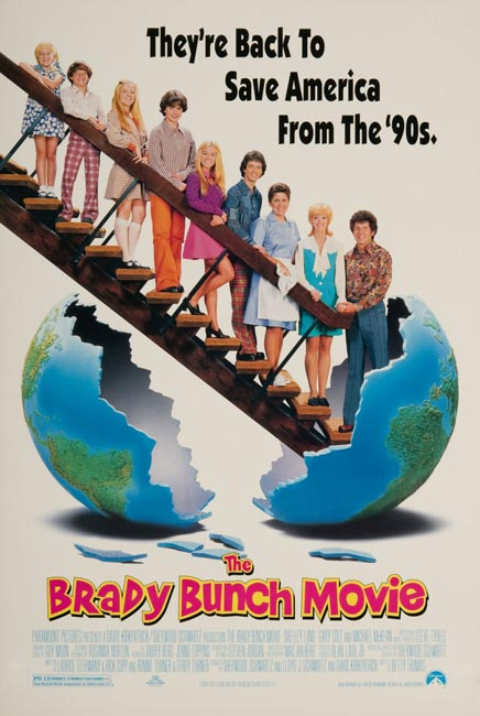 Семейка Брэди / The Brady Bunch Movie (1995) WEBRip