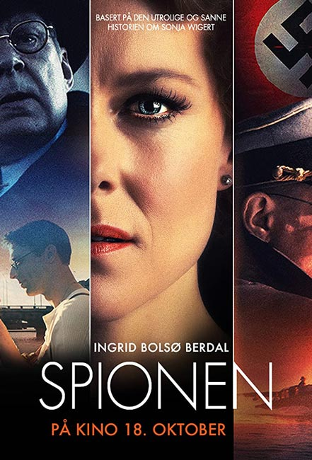 Шпионка / The Spy / Spionen (2019) BDRip