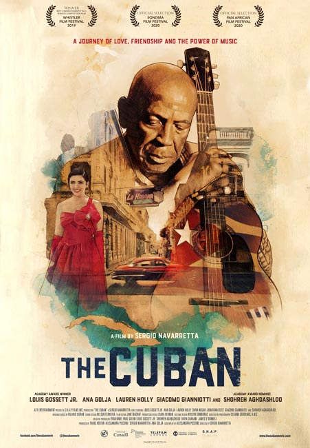 Кубинец / The Cuban (2019) WEB-DLRip