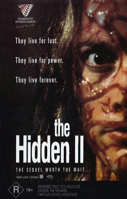 Скрытые 2 / The Hidden II (1993) DVDRip