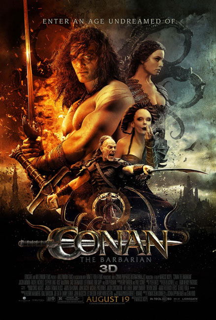 Конан-варвар / Conan the Barbarian (2011) BDRip