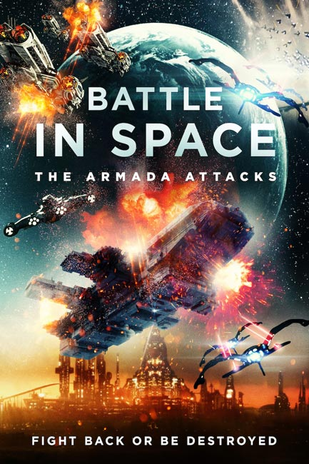 Космические рейнджеры / Battle in Space: The Armada Attacks (2021) WEB-DLRip