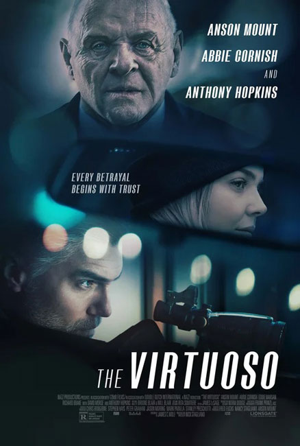 Виртуоз / The Virtuoso (2021) BDRip