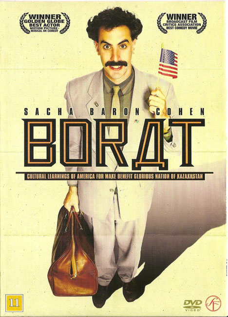 Борат / Borat: Cultural Learnings of America for Make Benefit Glorious Nation of Kazakhstan (2006) BDRip